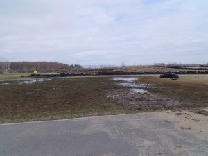 After Drainage, Spring 2012