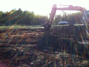 "Digging the ""Bowl"", Spring 2012"