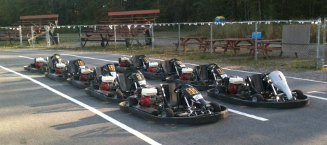 Kart Fleet - Fall 2013